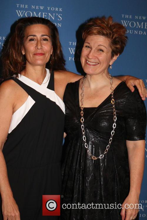 Anne Delancy and Lisa Kron 3