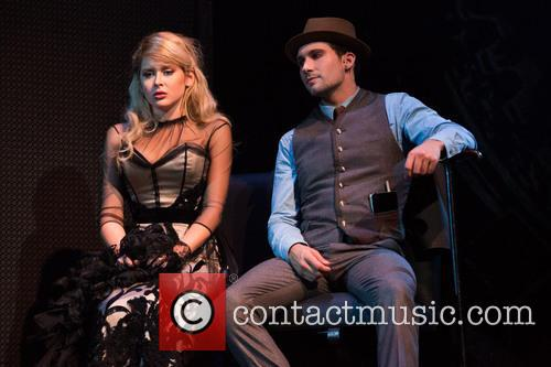 Renee Olstead and James Maslow 1