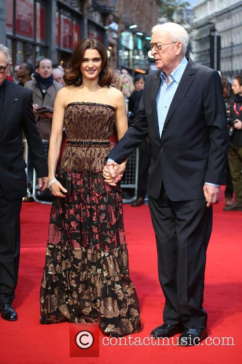 Rachel Weisz and Michael Caine 3