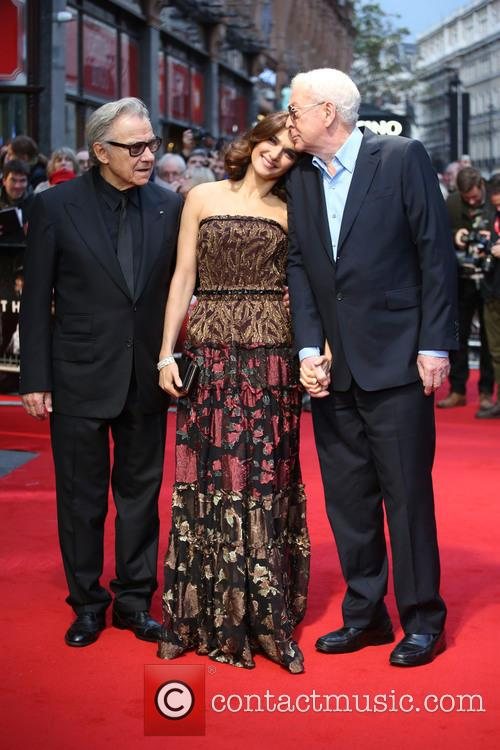Rachel Weisz, Michael Caine and Harvey Keitel 2