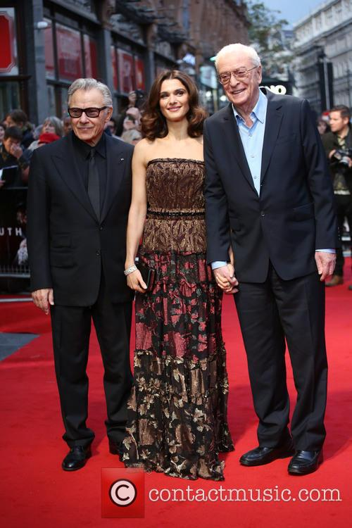 Rachel Weisz, Michael Caine and Harvey Keitel 3