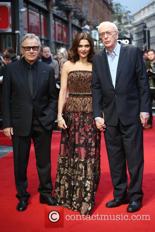 Rachel Weisz, Michael Caine and Harvey Keitel 4