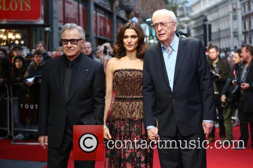 Rachel Weisz, Michael Caine and Harvey Keitel 5