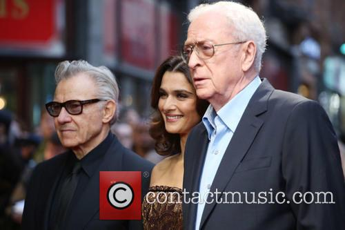 Rachel Weisz, Michael Caine and Harvey Keitel 1