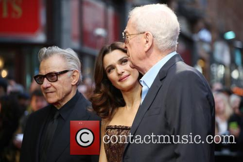 Rachel Weisz, Michael Caine and Harvey Keitel 6