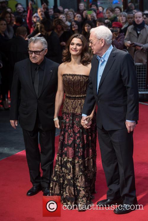 Michael Caine, Rachel Weisz and Harvey Keitel 2