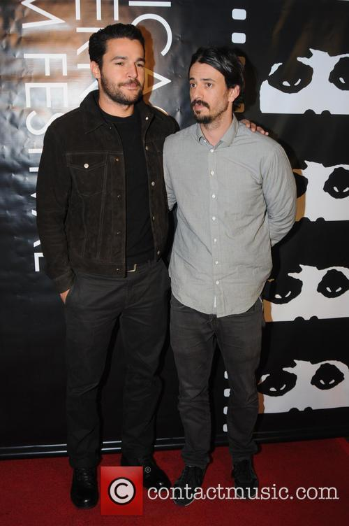 Christopher Abbott and Josh Mond