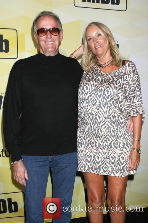 Peter Fonda and Parky Fonda 2