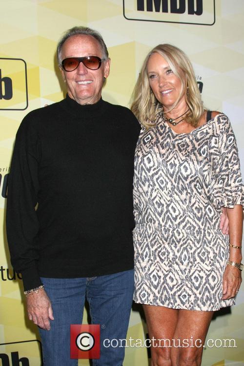 Peter Fonda and Parky Fonda 3
