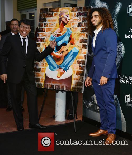 Alvaro Torres and Rey Jaffet 1