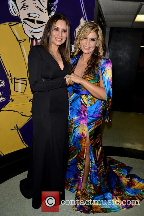 Myriam Hermandez and Lena 1