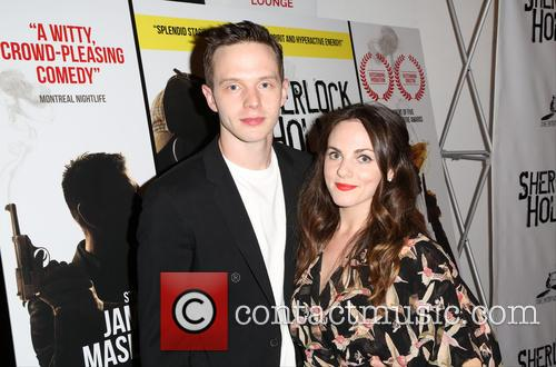 Mark O'brien and Georgina Reilly 1