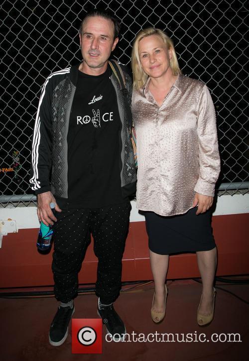 David Arquette and Patricia Arquette 3