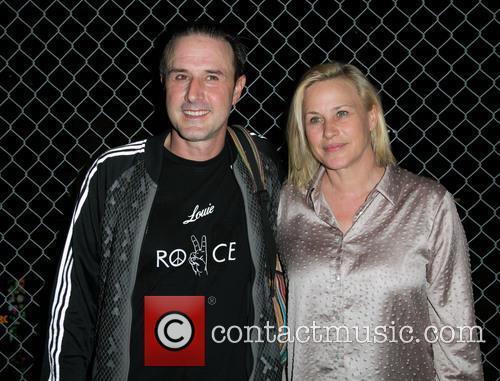 David Arquette and Patricia Arquette 4