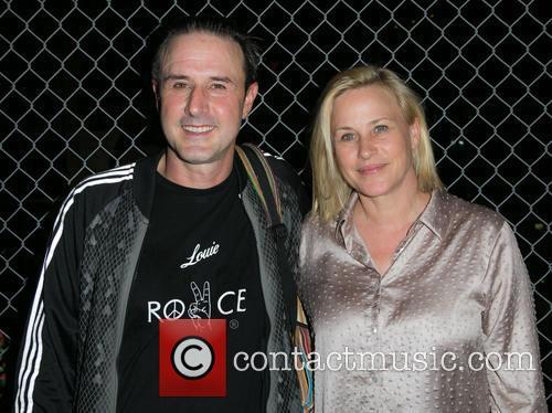 David Arquette and Patricia Arquette 5