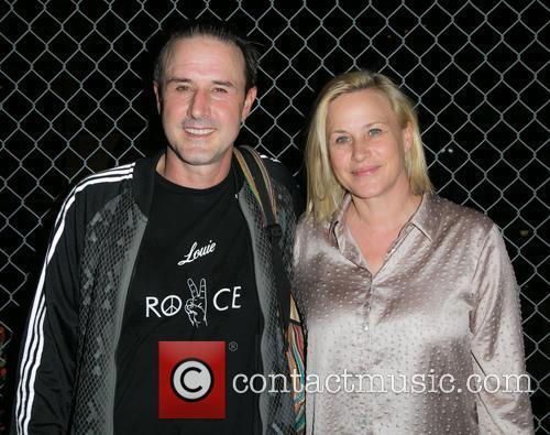 David Arquette and Patricia Arquette 6
