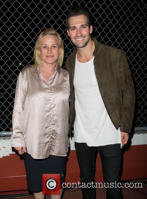 Patricia Arquette and James Maslow 3