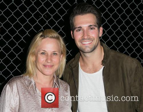 Patricia Arquette and James Maslow 5