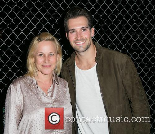 Patricia Arquette and James Maslow 1