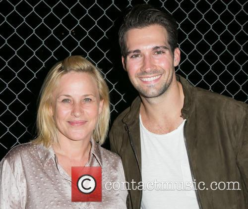 Patricia Arquette and James Maslow 6