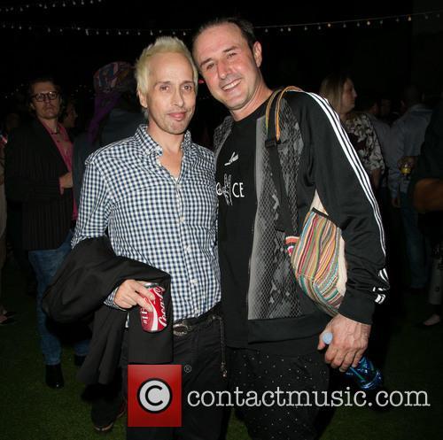Alexis Arquette and David Arquette 3