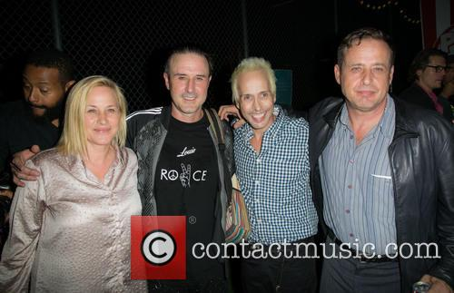 Patricia Arquette, David Arquette, Alexis Arquette and Richmond Arquette 2