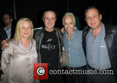 Patricia Arquette, David Arquette, Alexis Arquette and Richmond Arquette 3