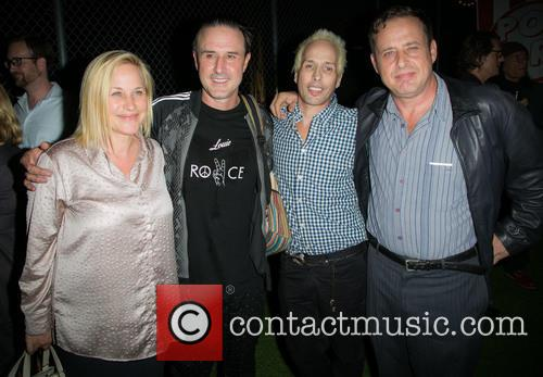 Patricia Arquette, David Arquette, Alexis Arquette and Richmond Arquette 1
