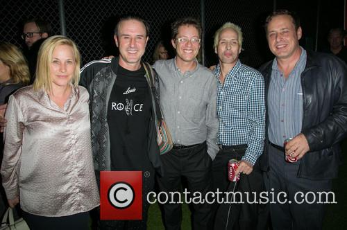 Patricia Arquette, David Arquette, Corey Ross, Alexis Arquette and Richmond Arquette 2