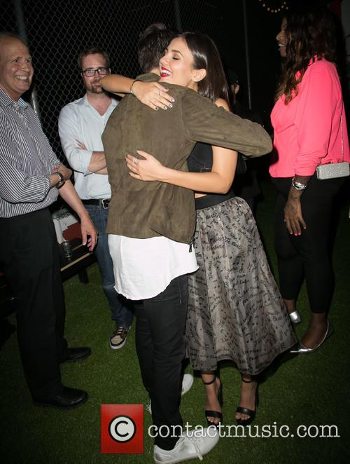 James Maslow and Victoria Justice 2