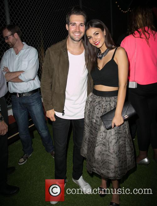 James Maslow and Victoria Justice 3