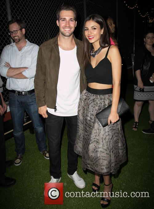 James Maslow and Victoria Justice 4