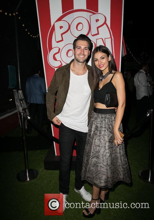 James Maslow and Victoria Justice 5