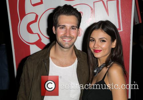 James Maslow and Victoria Justice 6