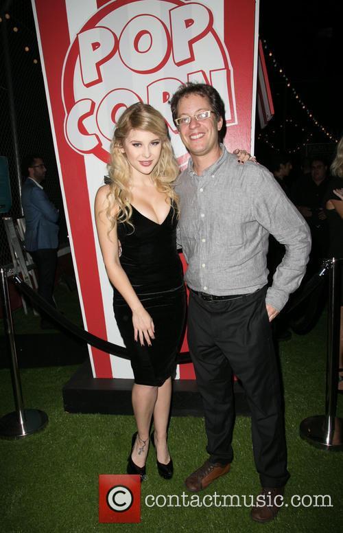 Renee Olstead and Corey Ross 1