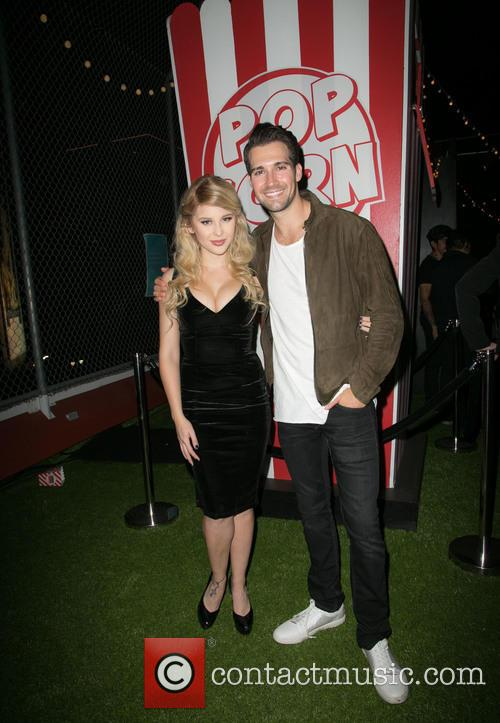 Renee Olstead and James Maslow 1