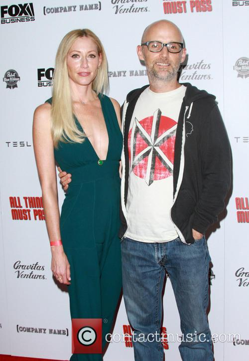 Moby and Julie Mintz 2