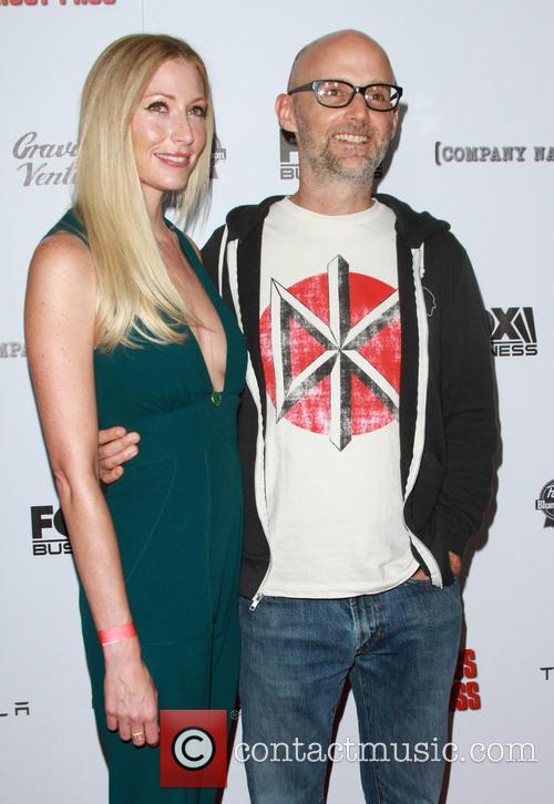 Moby and Julie Mintz 1