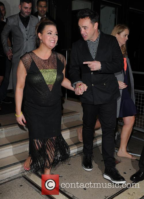 Anthony Mcpartlin and Lisa Armstrong 3
