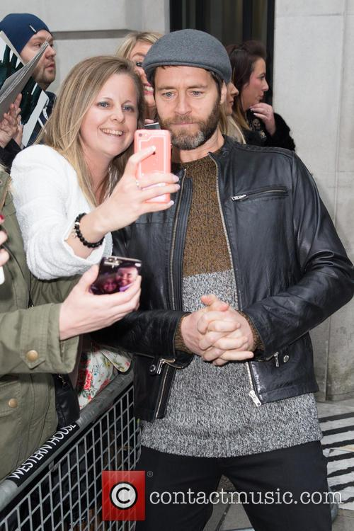 Howard Donald and Take That 4