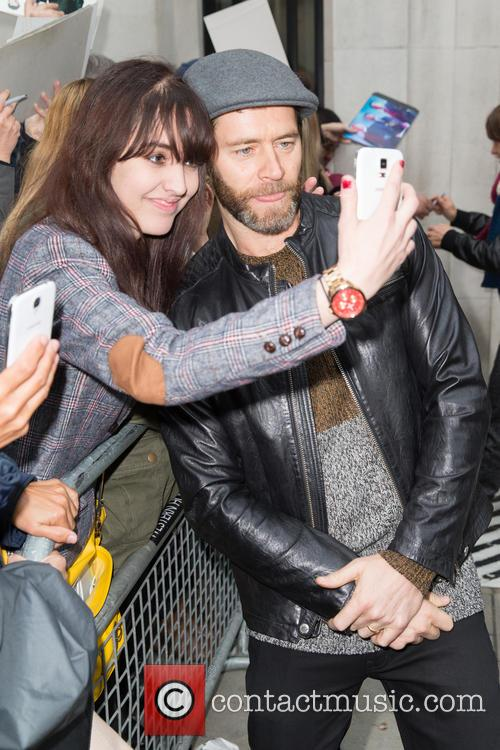 Howard Donald and Take That 5