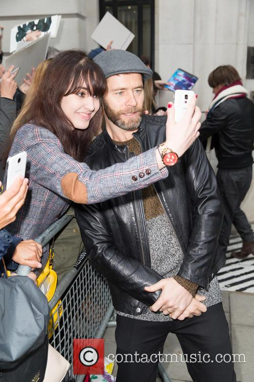 Howard Donald and Take That 1