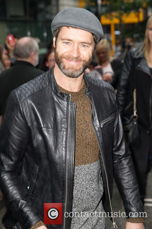 Howard Donald and Take That 8
