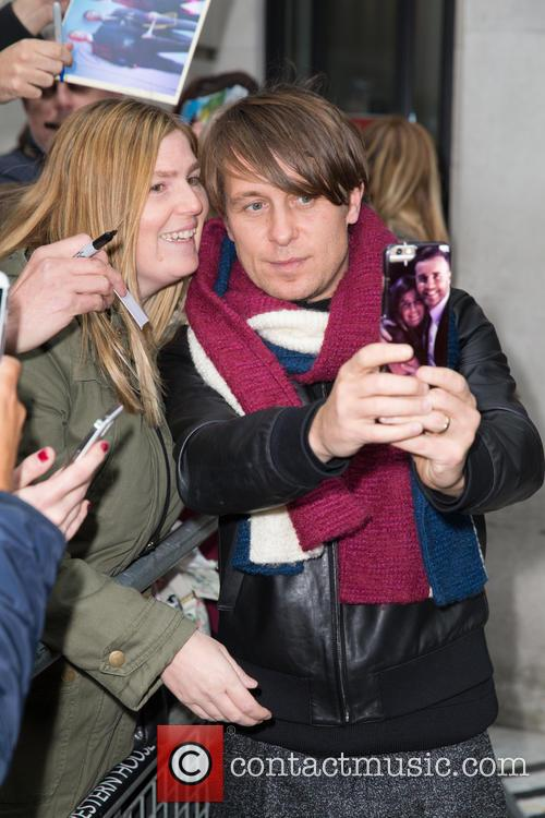 Mark Owen and Take That 11