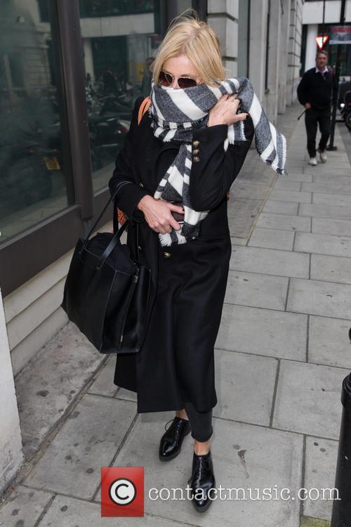 Celebrity Sightings in London