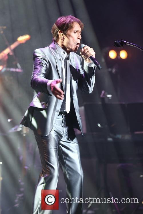 Cliff Richard performs at Royal Albert Hall as...
