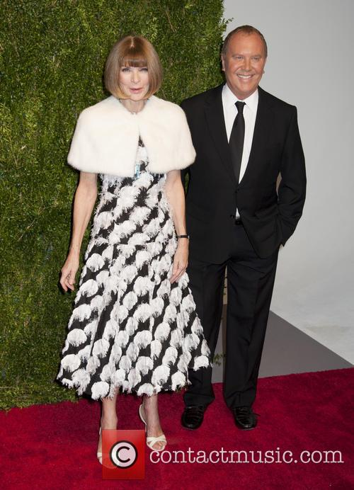 Anna Wintour and Michael Kors 1
