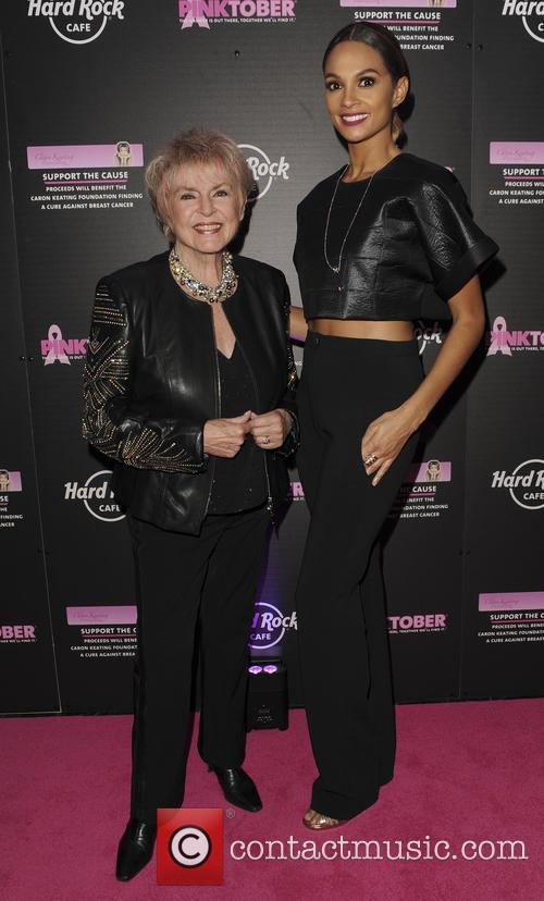 Gloria Hunniford and Alesha Dixon 3