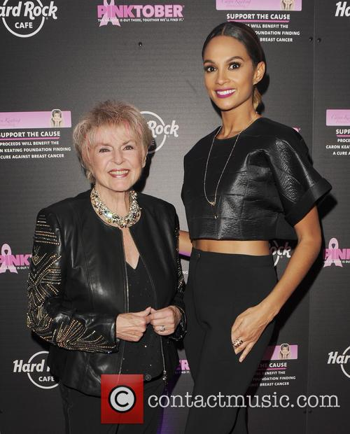 Gloria Hunniford and Alesha Dixon 4