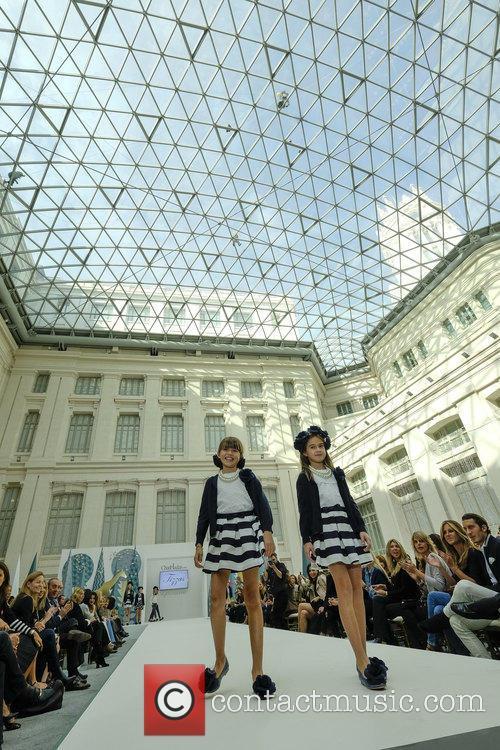 Petite Fashion Week at Madrid City Hall -...